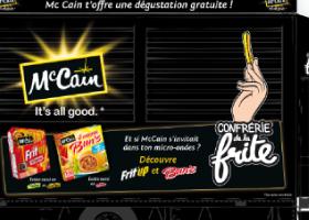 Food-truck Mc Cain