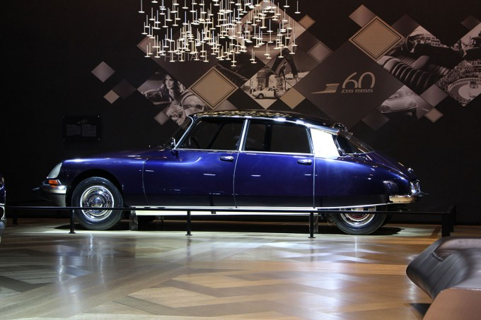 CITROEN DS WEEK