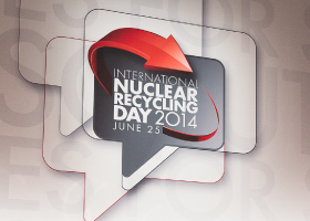 AREVA recycling day